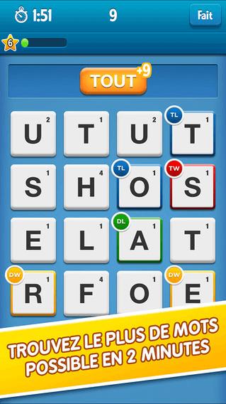jeu de lettre Les meilleurs jeux de lettres gratuits sur iPhone jeu de lettre